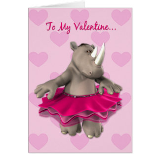Funny Valentine Card