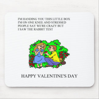 funny valentine s day poem mouse pads