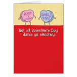 Funny Valentine's Day Card: Bad Date
