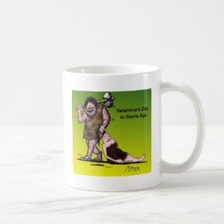 Funny Valentine's Day Comic Coffee Mug