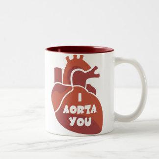 Funny Valentine's Day Gift Mug