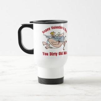 Funny Valentine's Day Gift Coffee Mug