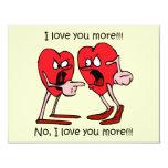 Funny Valentine's Day Invitation