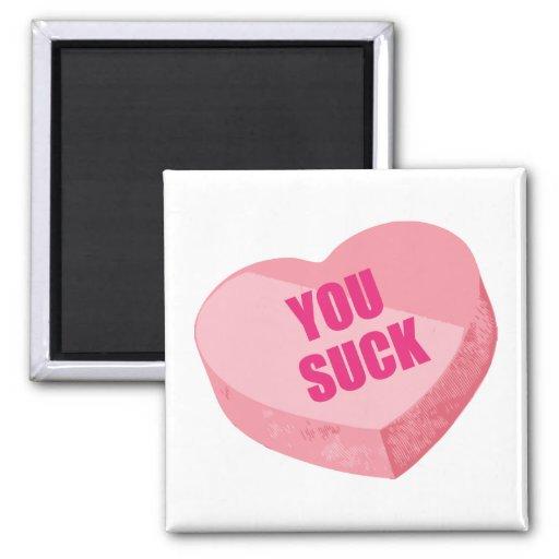 Funny Valentines Day Fridge Magnets