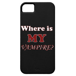 Funny Vampire Boyfriend Humor Barely There iPhone 5 Case
