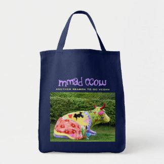 funny vegan bag