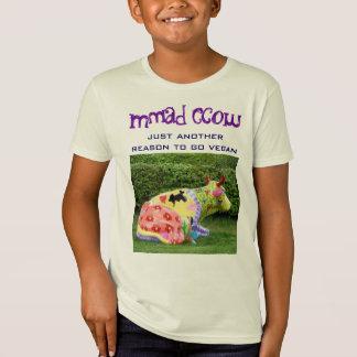 funny vegan kids shirt