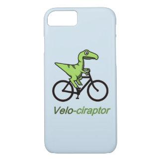 funny Velociraptor phone case