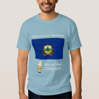 Funny Vermont Joke T-Shirt