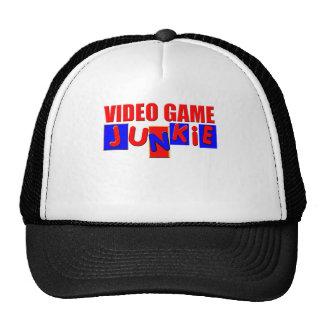 Funny video game cap