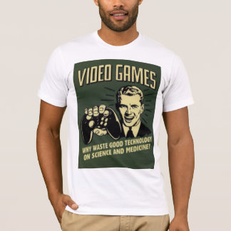 Funny Video Game Saying T-Shirt