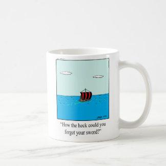 Funny Viking Mug