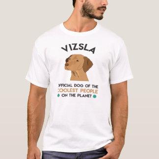 Funny Vizsla Owner T Shirt