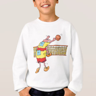 Funny Volleyball Sweatshirt
