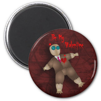 Funny Voodoo Valentine Magnet
