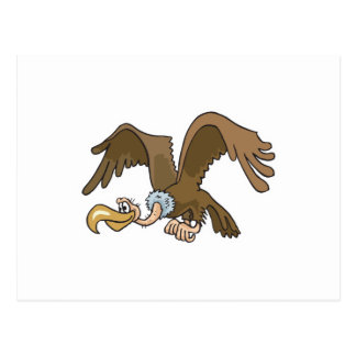 funny vulture postcards