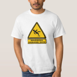 Funny Warning Sign shirt