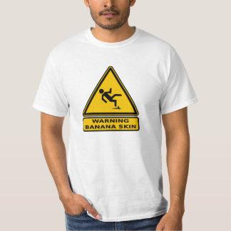 Funny Warning Sign shirt