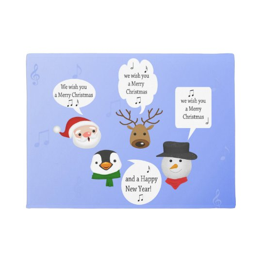 Funny We Wish You a Merry Christmas -