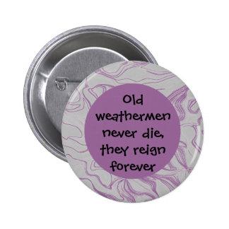 funny weatherman pin