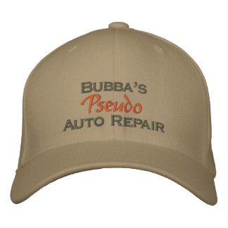 Funny Weekend Mechanic Embroidered Baseball Cap
