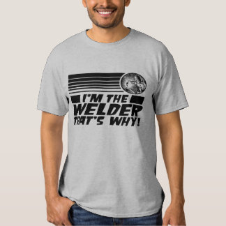 Funny Welder Tees