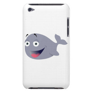 Funny Whale iPod Case-Mate Cases