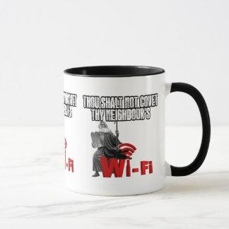 Funny wifi mug