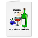 Funny wine humour saying