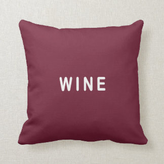 Funny Wine or Beer choice cushion