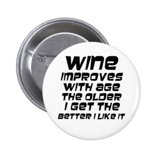 Funny wine quote gifts bulk discount buttons gift