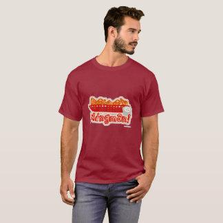 Funny Wingman Hot Wings Design T-Shirt
