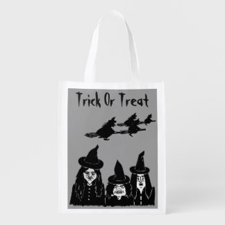 funny witches spooky trick or treat