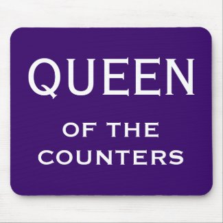 Funny Woman CFO Nickname - Queen of the Counters