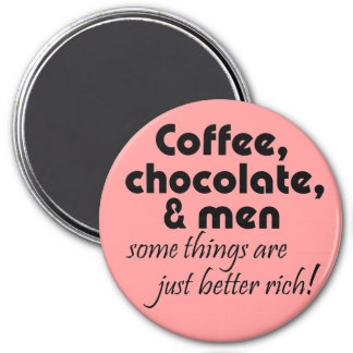 Funny womens novelty gifts joke coffeee magnets