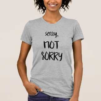 Funny women's typography shirt -click to customize