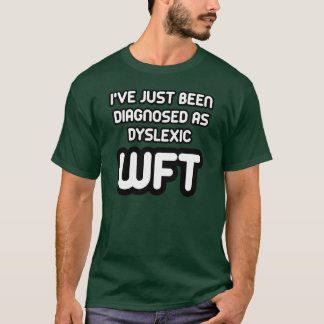 Funny WTF T-Shirt