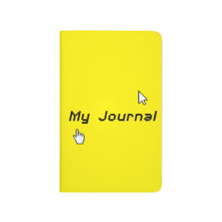 Funny XP Retro Geek My Journal - Pocket Journal