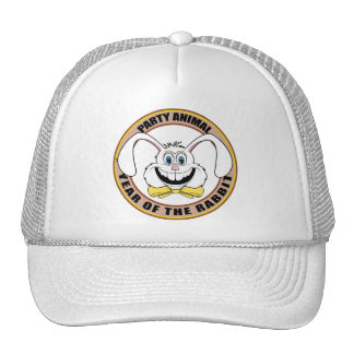 Funny Year of The Rabbit Hat