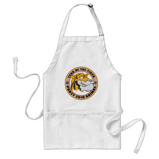 Funny Year of The Tiger 2010 Gift Standard Apron
