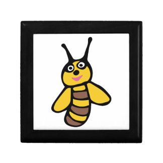 Funny yellow Bee Gift Box