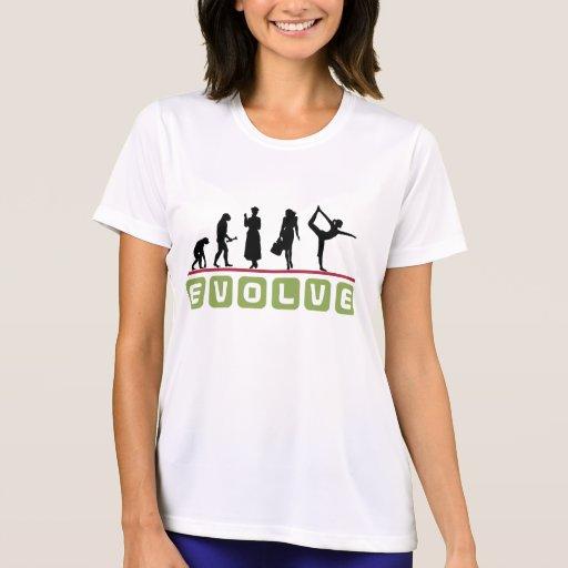 Funny Yoga Women's T-Shirt Tshirts