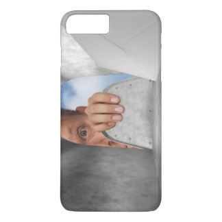 Funny You've Got Mail Man Looking in Mailbox iPhone 7 Plus Case