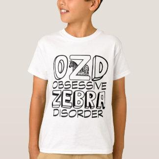 Funny Zebra Kids T-Shirt