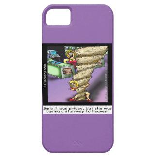 Funny Zep Stairway Cap Smart Phone Cases