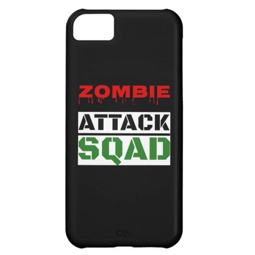 Funny Zombie Attack Squad iPhone 5C Case