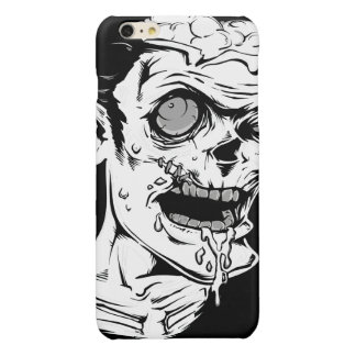 Funny Zombie Horror Face - Cool and Unique iPhone 6 Plus Case