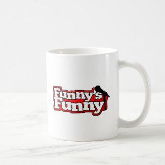 Funny's Funny Logo Stuff Coffee Mug