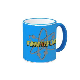 #FunWithFlags Ringer Mug