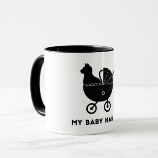 Fur Baby - Cat Mug